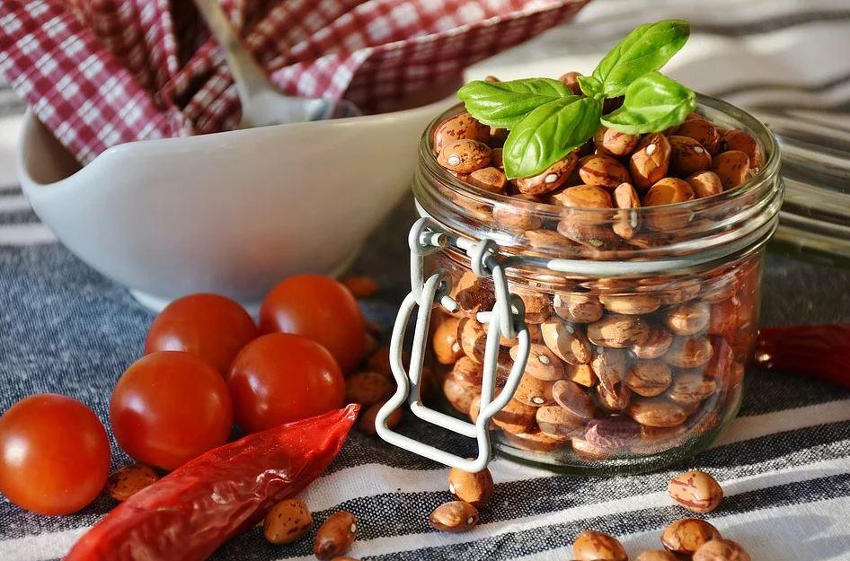 Pflanzliches Eiweiß aus Hülsenfrüchten beziehen