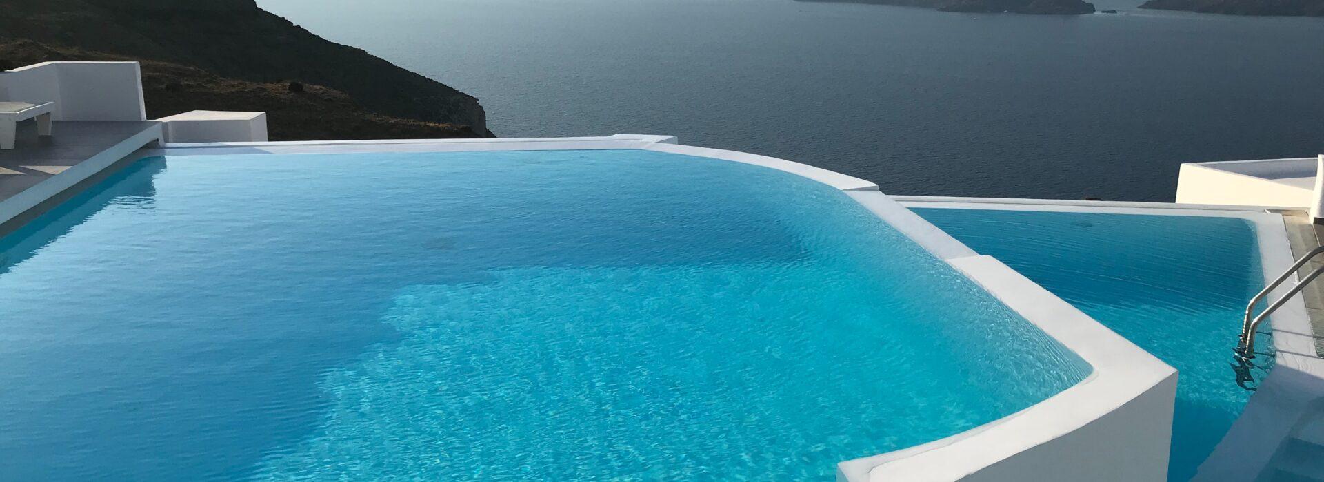 Pool Wasserpflege