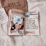 Journaling: Basteln und gestalten
